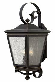 hinkley 2468oz lincoln oil rubbed bronze outdoor wall light fixture loading zoom
