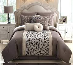 taupe comforter set taupe comforter sets piece queen amber taupe bed in a bag w cotton sheet set taupe comforter sets full taupe comforter twin