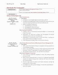 Resume Reference Page Format Fresh Resume Font Best Resume Font Size