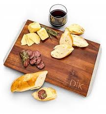 engraved serving board personalized keepsake gifts viski presents an enduring acacia wood cheese board elevated to even greater sophistication with