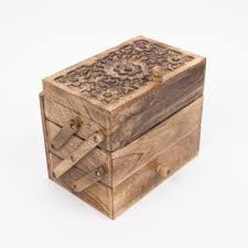 mangowood three compartment box tradeaid