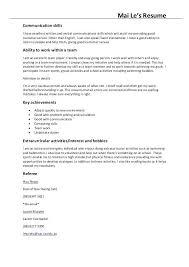 good communication skills resume resume skill best resume gallery good  communication skills to put on resume
