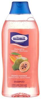 Milmil <b>шампунь для тонких волос</b> Mango papaya — купить по ...