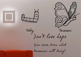 inspirational quotes wall art decals