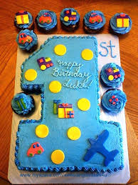 Cakes For 1 Year Old Babyplanet