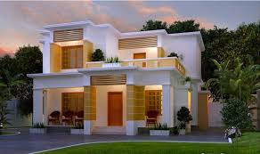 warm house design indian style plan and elevation house style design