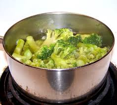 Image result for Cook food in as little water as possible.