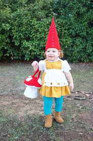 garden gnome costume one little minute 2