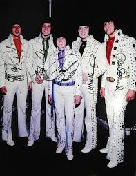 The Osmonds Photo Autographed/Hand-Signed by Alan Osmond, Merrill Osmond,  Wayne Osmond, Jay Osmond, Donny Osmond at Amazon's Entertainment  Collectibles Store