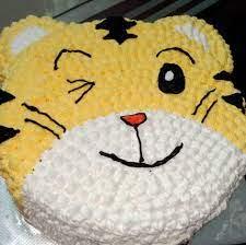 Bee_Bakes - Marsupilami Theme cake