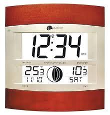la crosse alarm clock la crosse alarm clock costco
