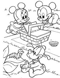 Baby Disney Disegni Da Colorare E Stampare Gratis Immagini Per