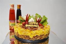 Cara Membuat Indomie Cake Memasak Dictio Community