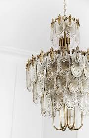 amusing art deco crystal chandelier 16