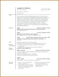 Free Functional Resume Templates Microsoft Word Template 1