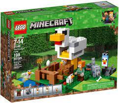Đồ chơi lắp ráp LEGO Minecraft 21140 - Nông Trại nuôi Gà của Alex (LEGO  Minecraft 21140