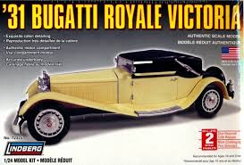 The model received many reviews of people of the automotive industry for their consumer qualities. 1931 Bugatti Royale Victoria 1 24 Fs