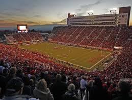 Utah Football Stadium Seating Chart Pac 12 Football Stadium Seating Charts College Gridirons