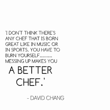 Chef Quotes