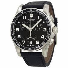 authentic victorinox swiss army chrono classic xls men 039 s watch information