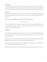 Apa Format For Thesis Writing Thesis Writing Apa Format