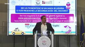Vaccino in vacanza, via alle prenotazioni per Piemonte e Liguria - La Stampa