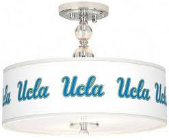 university of california los angeles 16 wide ceiling light n7956 y3655