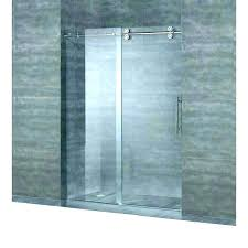 how to install bathtub doors door installation cost glass shower sterling finesse