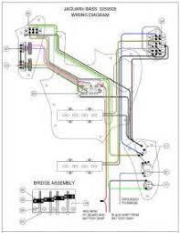 fender jaguar wiring diagrams images fender 4 way telecaster squier jaguar bass schematic