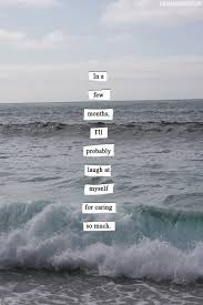 Love Quote Text Depression Sad Myself Quotes Forever Indie Broken Awesome Waves Quotes