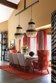 ditch the dining room chandelier