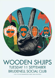wooden shjips long time leaders of the contemporary psychedelic movement expand their sound with v the quartet of omar ahsanuddin dusty jermier
