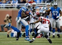 Calvin Johnson broke NFL receiving record with broken fingers - Los Angeles  Times