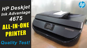 The built in software will start downloading the hp driver software into your system. Hp Deskjet Ink Advantage 4675 All In One Printer Review Designed For Office Business Purpose Youtube