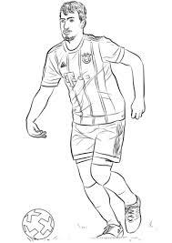 Disegni Di Neymar Idea Di Immagine Del Giocatore
