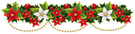 Image result for clipart christmas borders