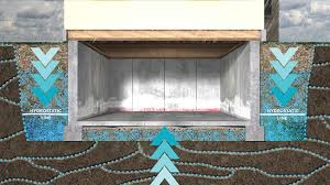 wet basement problem false water table