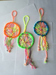 Diy Dream Catchers For Kids SWAPSALot Mini Dream Catcher SWAPS Kit For Girl Kids Scout 100 42