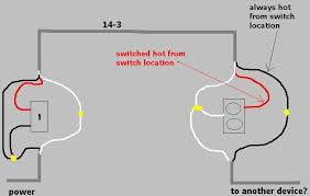 way switched outlet wiring diagram images outlet way switches need help wiring a switched outlet 2 way light outlet467jpg