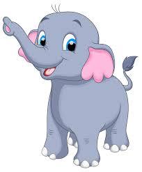 elephant clipart for kids.  Clipart Little Elephant Cute Giraffe Scrapbook Images Baby Album Free  For Elephant Clipart Kids L