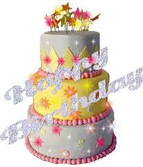 Graphics For Cake Happy Birthday Animated Graphics