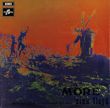 """<b>Pink Floyd</b> - Soundtrack From The Film """"<b>More</b>"""" 