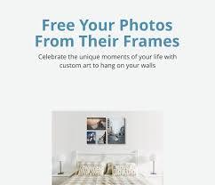 canvas prints australia photo gifts