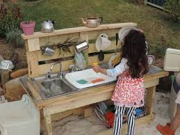 Kids Play Kitchen Sink With A Running Water Faucet  YouTubeKids Kitchen Sink
