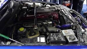 Engine sound from a Nissan Skyline GTR R34 Nismo V-Spec - YouTube