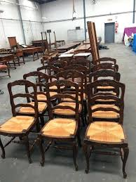 rush seat chairs ponds antiques set carved french oak rush seat dining chairs rush seat chairs rush seat chairs