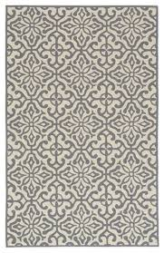 hand hooked geometric area rug in gray 3 ft l x 2 ft w contemporary outdoor rugs by ladder
