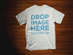 Mock Up Tshirt T Shirt Mockup Generator Promote Your T Shirt Business Placeit