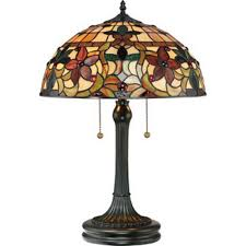 serena d italia tiffany style 61 in bronze floor lamp and 22 in