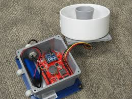 ultrasonic water depth sensor